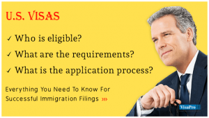 What Are The Various Visa Types For USA?