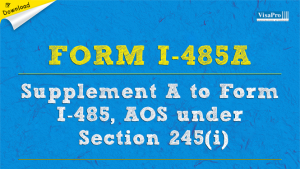 Download Free Form I-485A Permanent Card Status