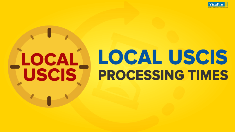 USCIS Local Office Processing Times: I-485, N-400, EAD