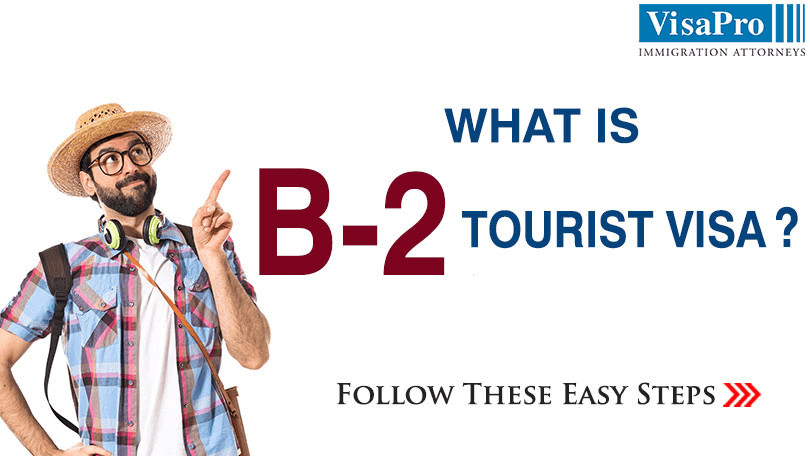 Steps For Applying B2 Tourist Visa.