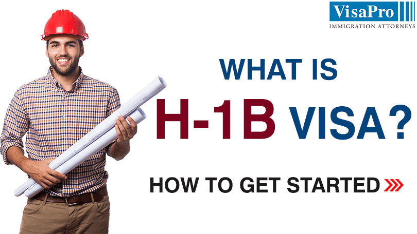 Procedure And Steps For Filing H1B Visa.