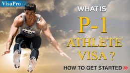 Learn All About P1 Athlete Visa And How To Get Started?