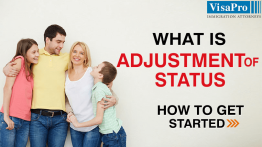 Steps For Filing Adjustment Of Status.
