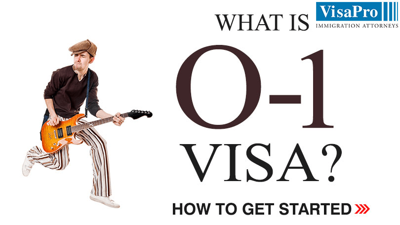 O1 Visa Eligibility And Filing Procedures.