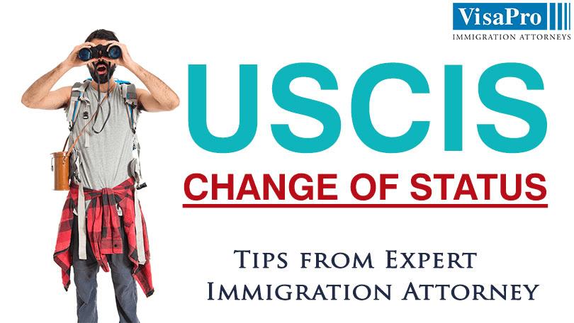 How To Change Visa Status: Tips.