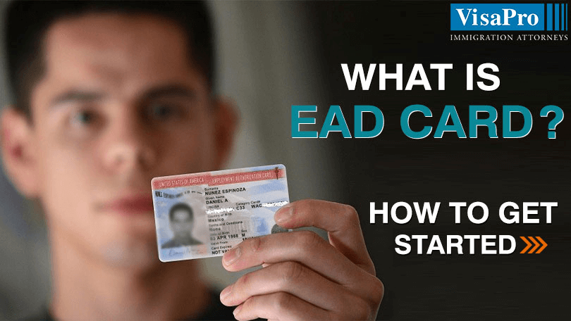 Procedure And Steps For Filing EAD.