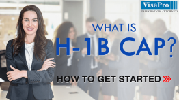 All About H1B Visa Cap Procedure.