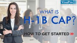 All About H1B Visa Cap Procedure.