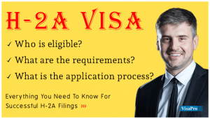 All About H2A Visa Program.
