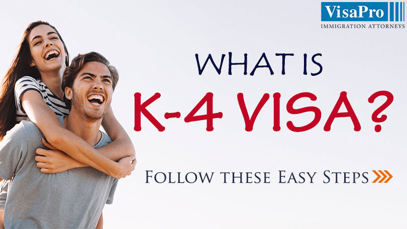 Easy Steps To File K4 Visa To USA.