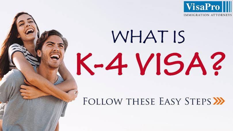 Easy Steps To File K4 Visa To USA.