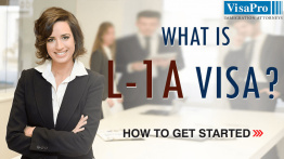 L1A Visa Eligibility And Filing Procedures.