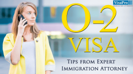 O2 Visa Filing Steps And Procedure.