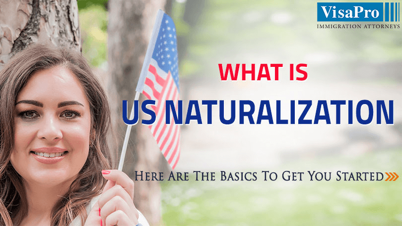 Find Out The Requirements To Become A U.S. Citizen By Naturalization.
