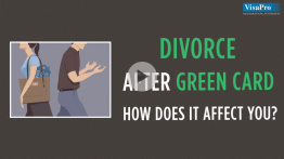 What Happens To Green Card After Divorce?