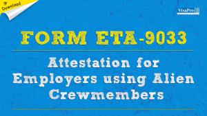 Download Free Form ETA-9033 Instructions.