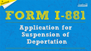 Download Free Form I-881 Instructions.Download Free Form I-881 Instructions.