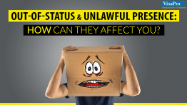 Learn All About Visa Overstay, Out Of Status And Unlawful Presence