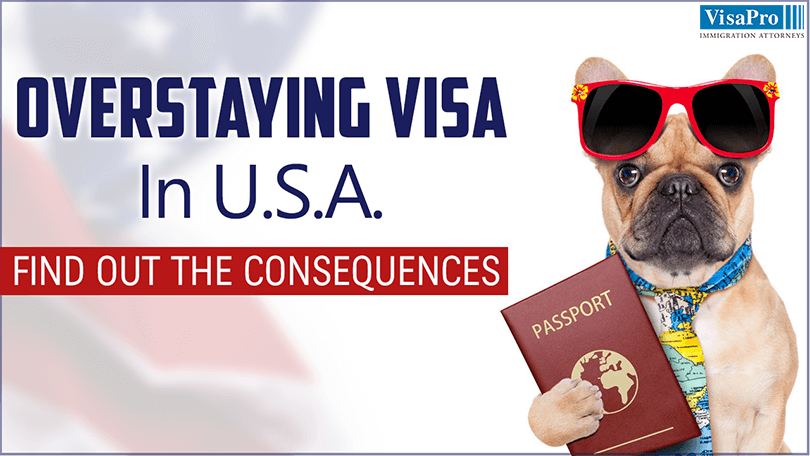Learn All About Consequences Of Overstaying Visa