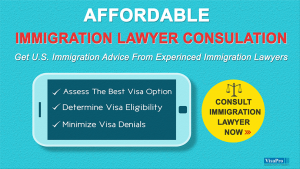 Get U.S. Immigration Consultation From The Top Rated Immigration Lawyers With Near 100% Success.