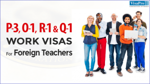 Hot To Get US Visa For Teaching Jobs In America