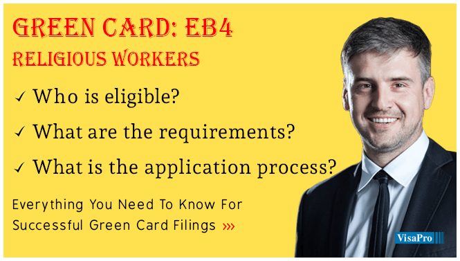 What Is EB4 Green Card, Processing Time & More