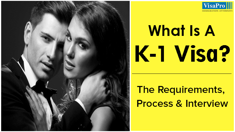 All About K-1 Fiancee Visa Application