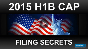 All About H1B Cap 2015 Filing Secrets.