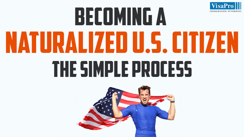 Process To Become A Naturalization US Citizen.