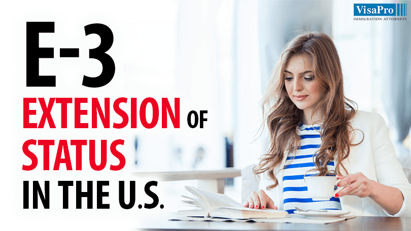 How To File An Extension Petition With USCIS Seeking Extension Of Stay.