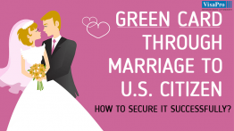 How To Obtain Permanent Residency Through Marriage To US Citizen?