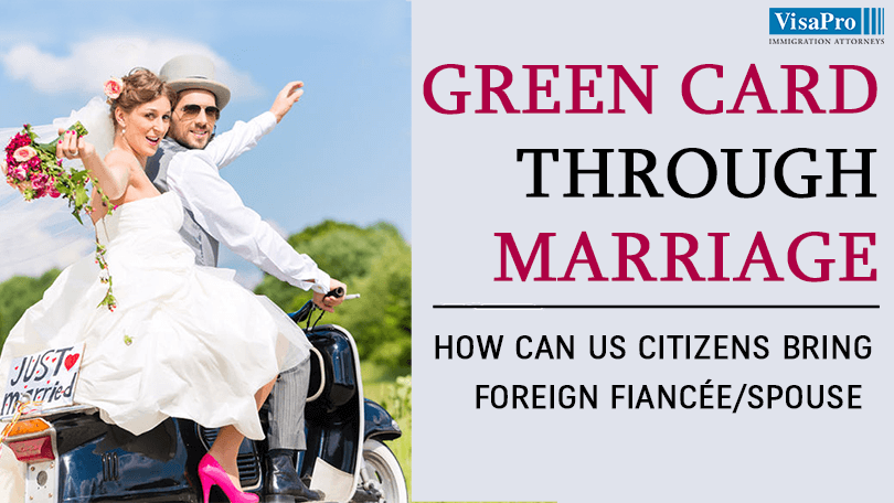 Marrying a us citizen while on tourist visa