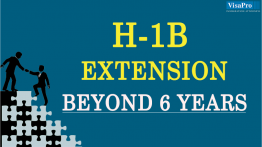 How To Get H1B Extension After 6 Years.