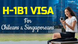 H1B1 Visa For Chile and Singapore Citizens - Pros and Cons