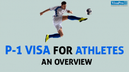 Learn About P1 Visa Process For Foreign Athletes.
