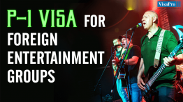 US P1 Entertainment Visa Process.