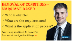 How Long Does Removal Of Conditions Take For Marriage Based Green Card?