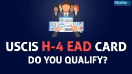 Eligibility For H4 EAD Card.