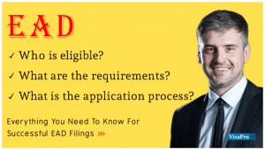 All About EAD Application Process Interview Questions.
