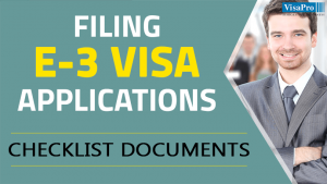 E3 Visa Application: Check Your Eligibility.