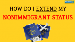How To Extend Nonimmigrant Visa Status In The US?