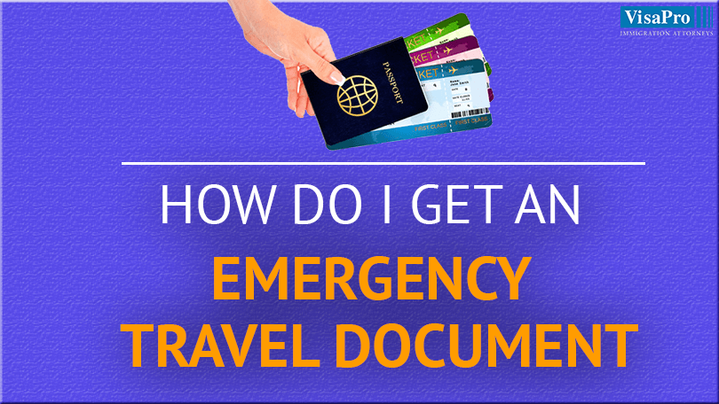 How To Obtain Refugee Travel Document From USCIS?