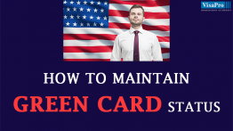 How To Maintain Permanent Resident Status To Continue Living In USA?