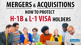 How To Protect H1B And L1 Visa Holders?