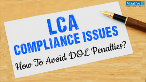 How To Avoid LCA Compliance Issues?