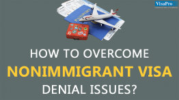 How To Avoid Nonimmigrant Visa Denial?