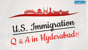 US Immigration Questions And Answers In Hyderabad Immigration Seminar.