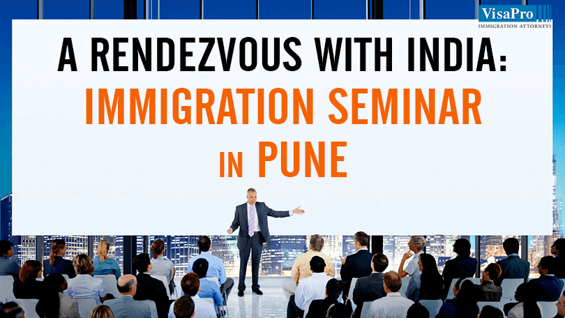 US Immigration Seminar: A Rendezvous With India.