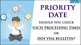 Are USCIS Processing Times And DOS Visa Bulletin Different?