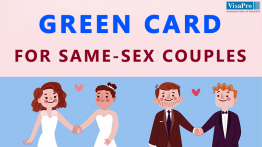 Benefits Of Same Sex Marriage Based Green Card.